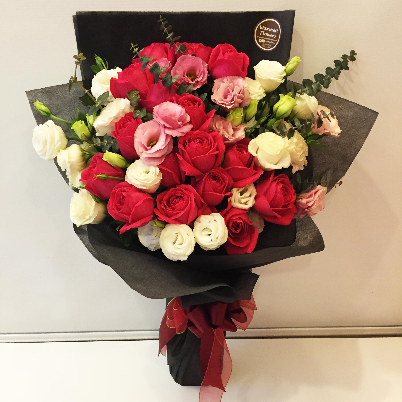 Warmest Online Enterprise Hand Bouquet 145