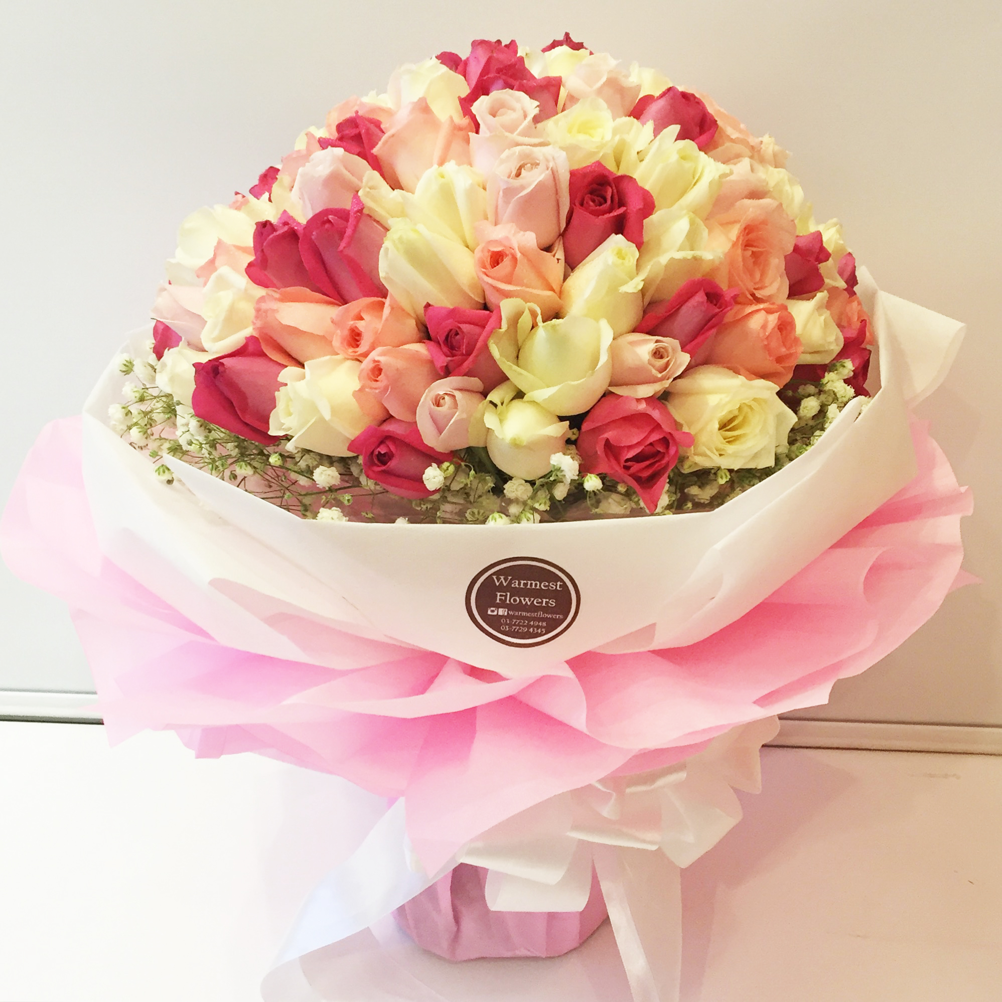 Warmest Online Enterprise – Hand Bouquet 156
