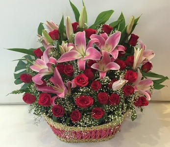 BASKET ARRANGEMENT 39
