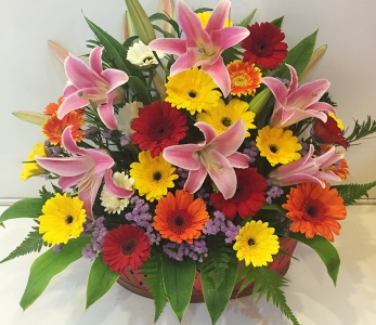 BASKET ARRANGEMENT 42