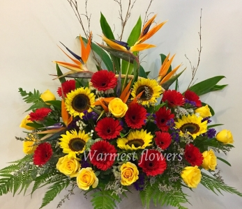 Basket Arrangement 62