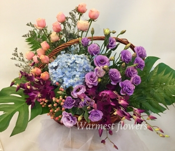 Basket Arrangement 63