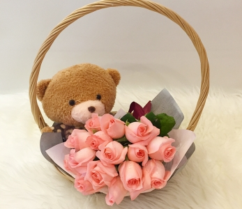 Basket Arrangement 44