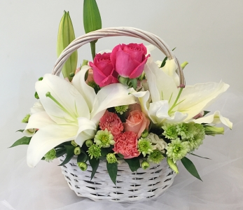 Basket Arrangement 46