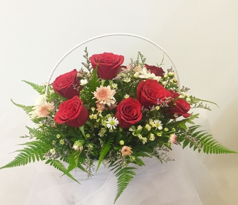 Basket Arrangement 48