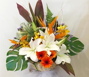 Basket Arrangement 50