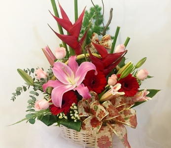 Basket Arrangement 51