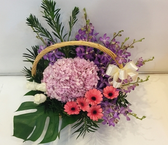Basket Arrangement 52