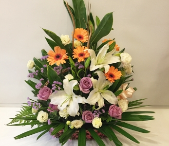Basket Arrangement 27