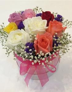 Flower Box 43 – Rainbow