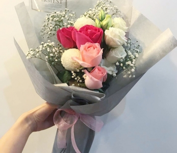 Hand Bouquet 241