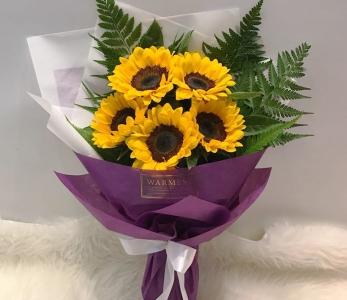 Hand bouquet 298