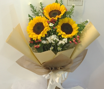 Hand bouquet 299