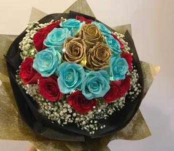Hand bouquet 306