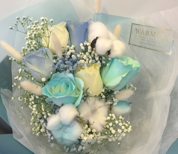 Hand bouquet 307