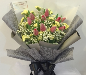 Hand bouquet 308