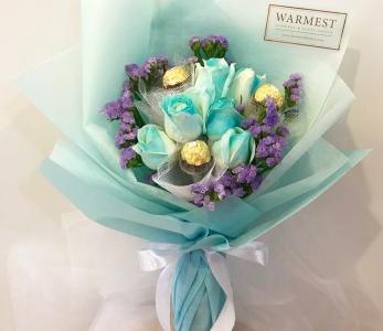 Hand bouquet 315