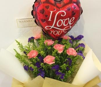 Hand bouquet 317
