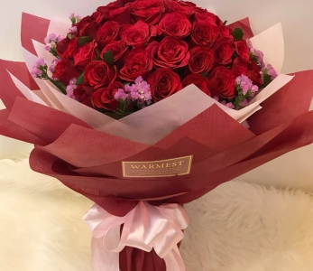 Hand bouquet 319