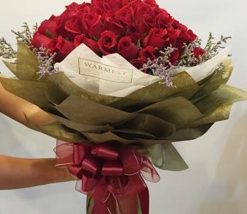 Hand bouquet 321