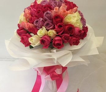 Hand bouquet 325