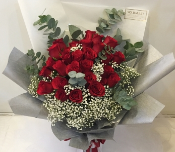 Hand bouquet 328
