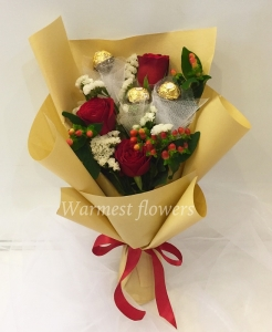 Hand Bouquet 337