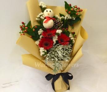 Hand Bouquet 338