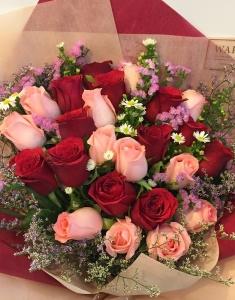 Hand Bouquet 341