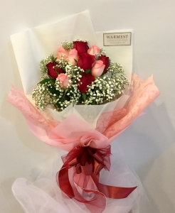 Hand Bouquet 348