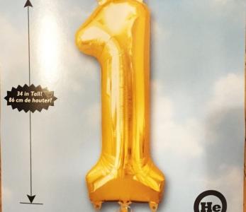 Helium Balloon 20