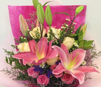 Hand Bouquet 219